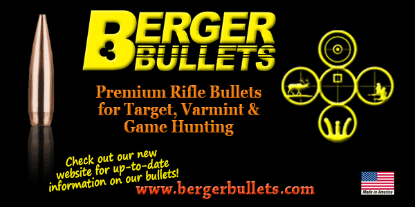 Berger Bullets J4 Jackets