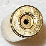 6.5x47 Lapua brass headstamp