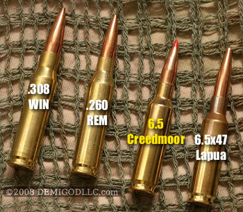 6.5 Creedmoor Ammunition