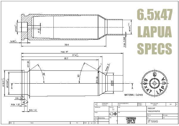 6.5x47 Lapua