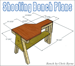 Wondrous Build Your Own Bench Free Plans Within Accurateshooter Com Dailytribune Chair Design For Home Dailytribuneorg