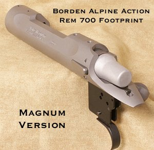Borden Alpine Magnum Action