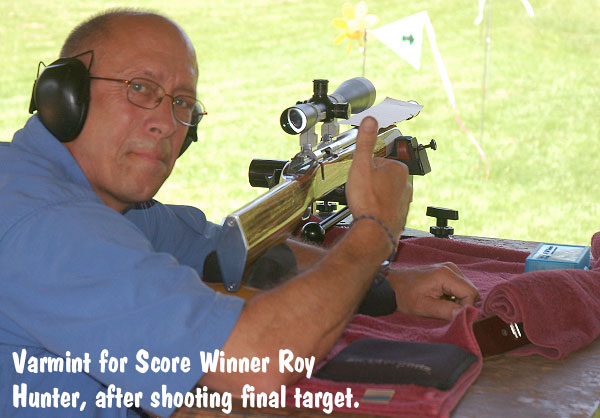 Bud Pryor Memorial Match Score Benchrest Accurateshooter.com