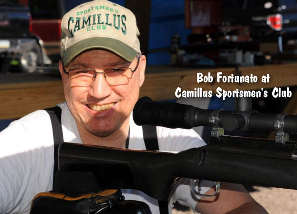 IBS Benchrest Shooting Camillus New York State Championship
