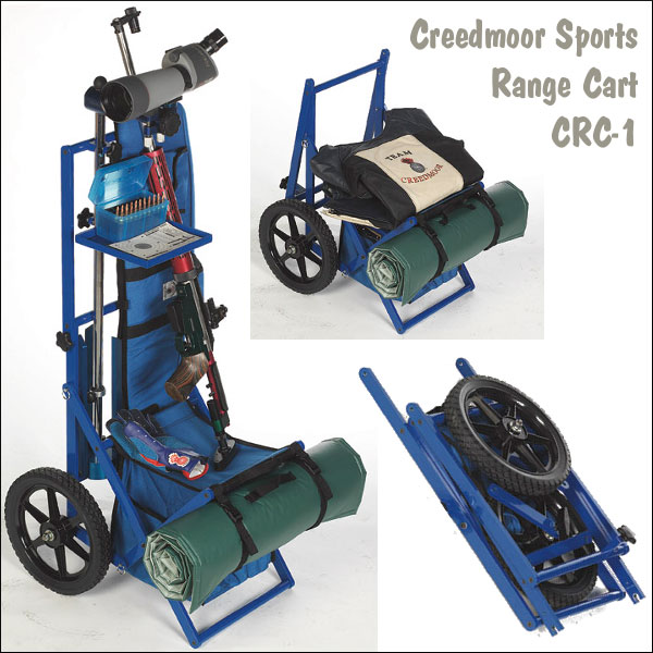 Creedmoor Sports Range Cart CRC-1