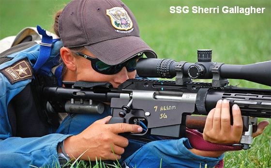 Darrell Buell ELR Rifle .376 Cheytac BAT Action 35