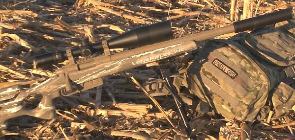 22-250 Coyote Rifle Chris Dixon LongRifles
