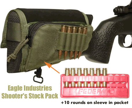 Eagle Industries Stock Pack