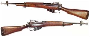 Enfield Jungle Carbine