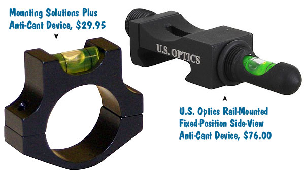 anti-cant Device U.S. Optics