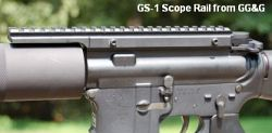 AR15 GG&G GS-1 sight base