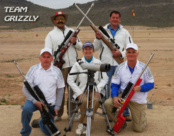 F-Class Team Grizzly Shiraz Balolia