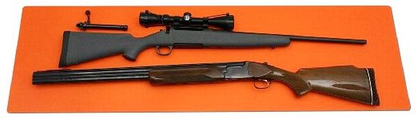 rifle Gun cleaning pad drymate