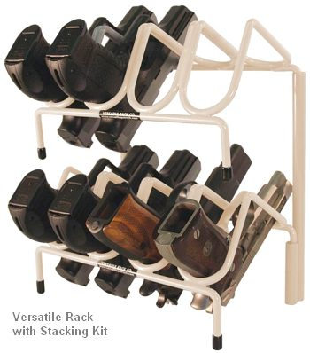 handgun safe rack
