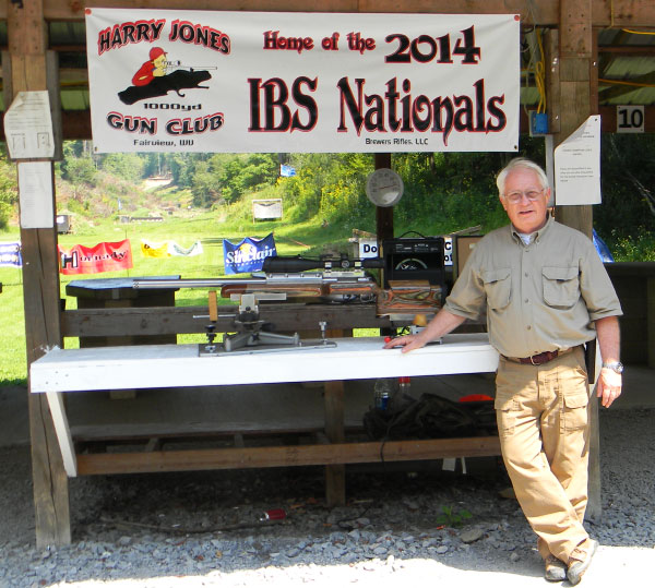 IBS 1000 Yard Nationals Harry Jones West Virginia