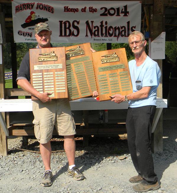 IBS 1000 Yard Nationals Harry Jones West Virginia