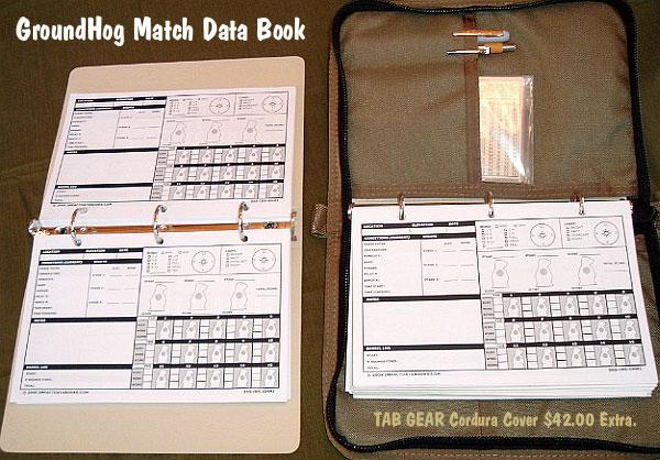 Impact Data log Books