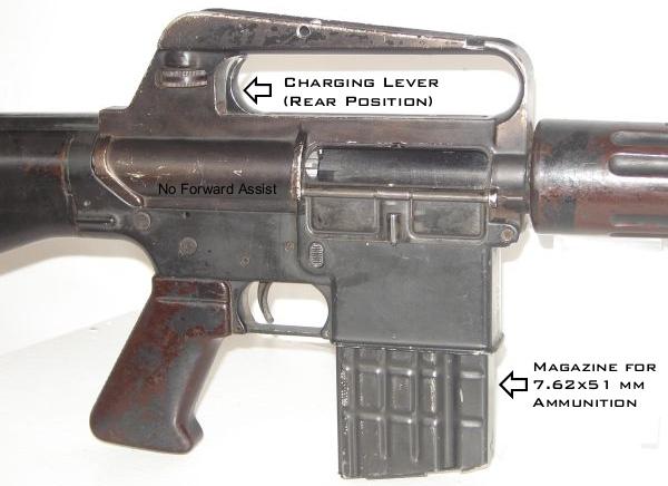 AR-10 Armalite Jerry Miculek
