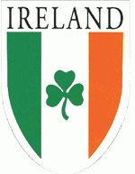 ireland shield
