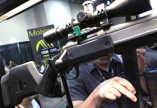 Magpul 700 stock Hunter polymer chassis system
