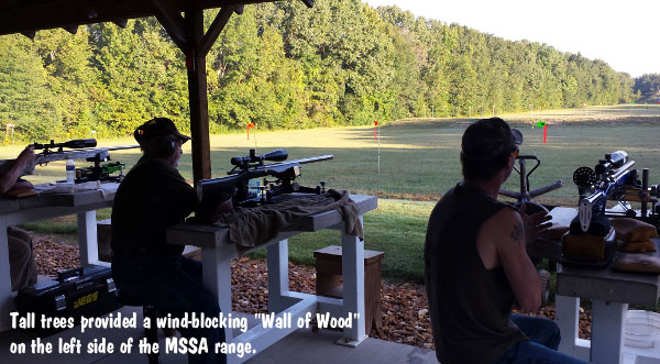 Memphis Sport Shooting Association MSSA IBS 600-yard National Championship