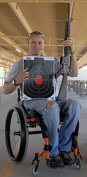 Disabled Open Range Day