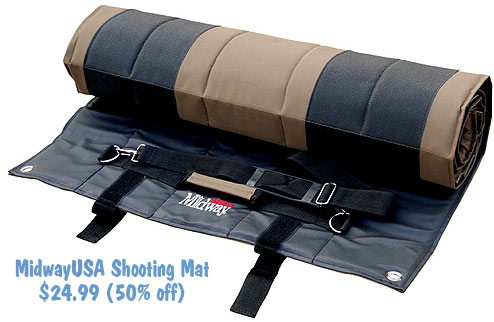 MidwayUSA Shooting Pad