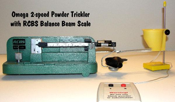 Omega Powder Trickler