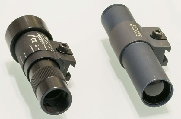 SCATT MX-02 MX02 rifle trainer lens