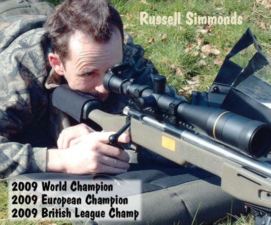 Russell Simmonds F-TR F-class