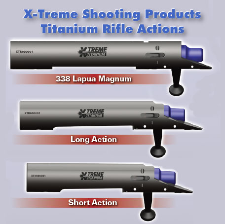 X-treme Shooting Products Titanium