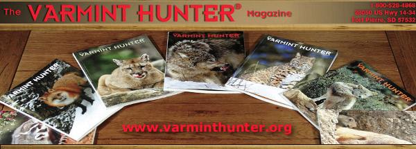 Varmint Hunter Magazine