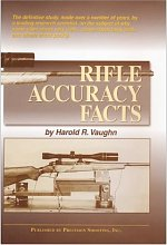 Harold Vaughn Rifle Accuracy Book