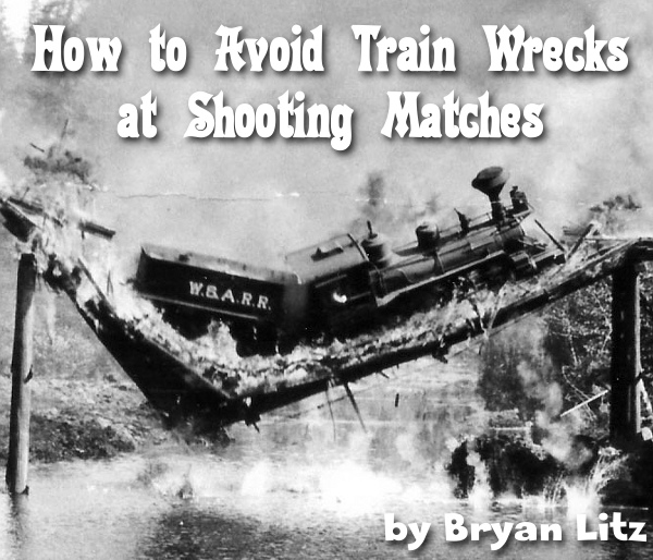 train wreck Bryan Litz shooting tips ballistics