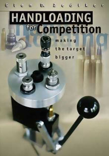 Glen Zediker Competition Reloading book