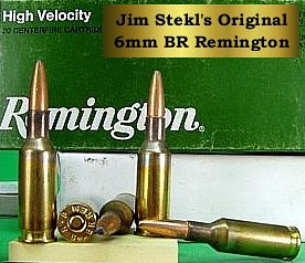 6mm Benchrest BR Remington