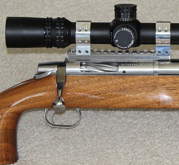 6mm Super LR .243 Varminter