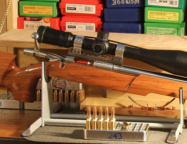 6mm Super LR Varminter