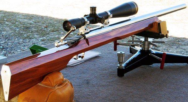 30BR Hunter Class Rifle