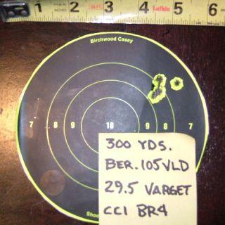 Eliseo R6 tubegun Target