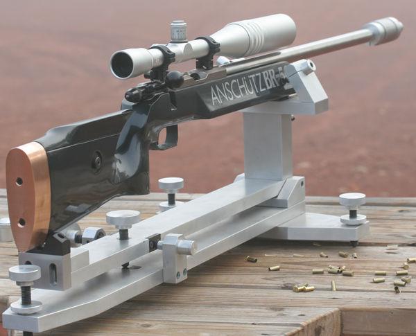 Anschutz 2013 .22 LR BR-50