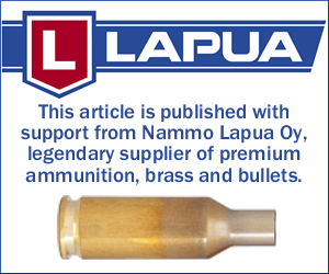 Lapua Cartridge Brass and Bullets