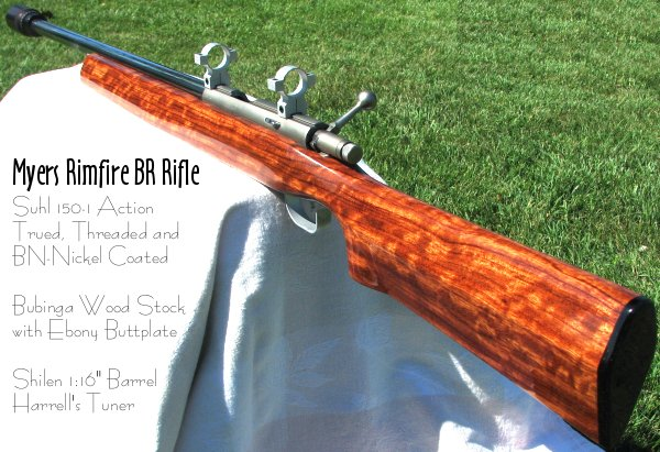 Suhl 150 Benchrest Rimfire 22LR