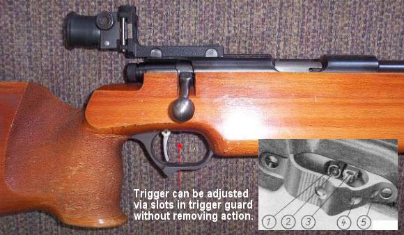 Suhl 150 Target Rifle