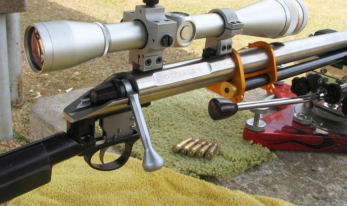 Davidson Tube Gun