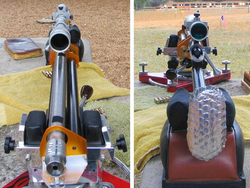 tinker toy davidson 20 BR benchrest rifle