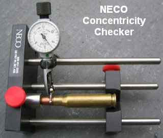 Concentricity Checker NECO