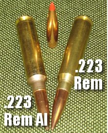 223 Ackley improved Remington AI