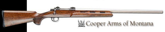 Cooper Arms Montana Varminter .223 Remington