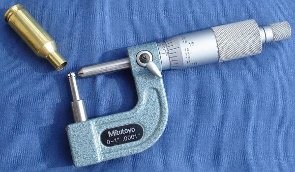 Ball Micrometer